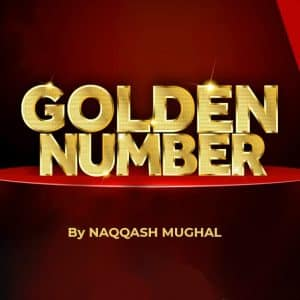 Golden number for sale blog